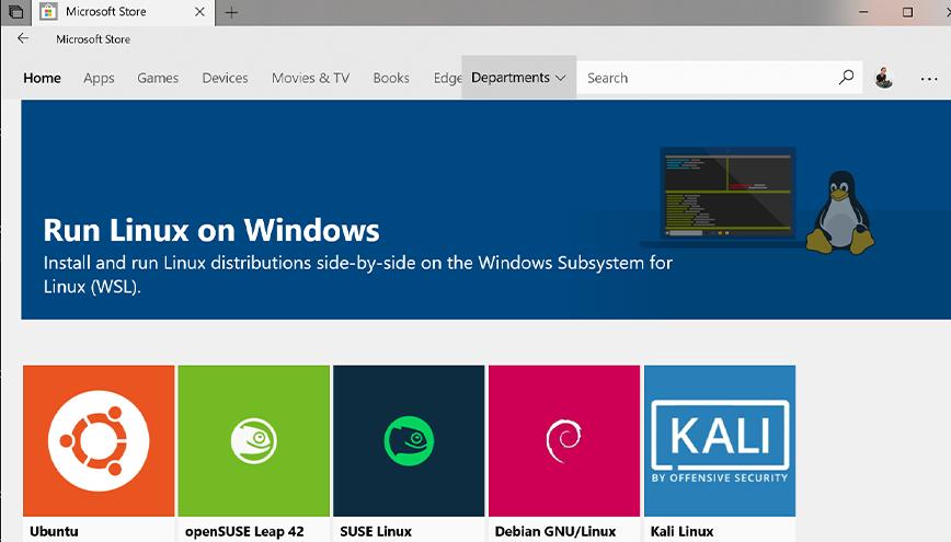 Cos'è e come installare WindowsSubsystem4Linux (WSL)